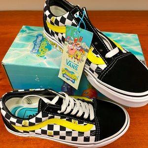 Vans NWT - SpongeBob - Old Skool style - 6